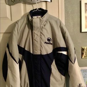 Logo Athletic Jackets & Coats - Men's PENN STATE JACKET